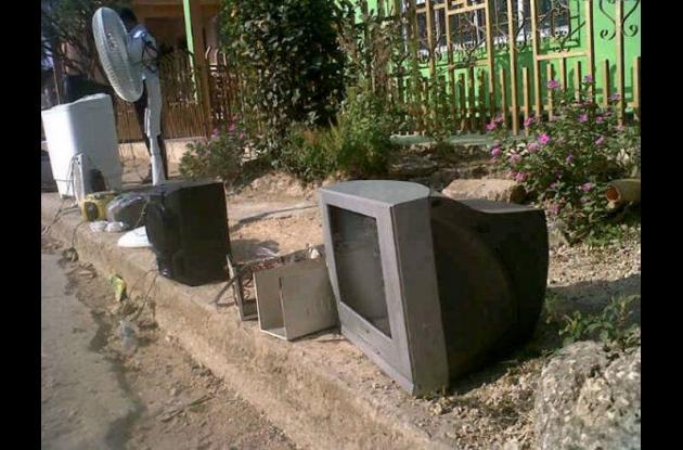 electrodomesticos dañados en arjona
