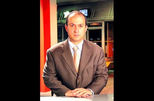 Darío Fernando Patiño.