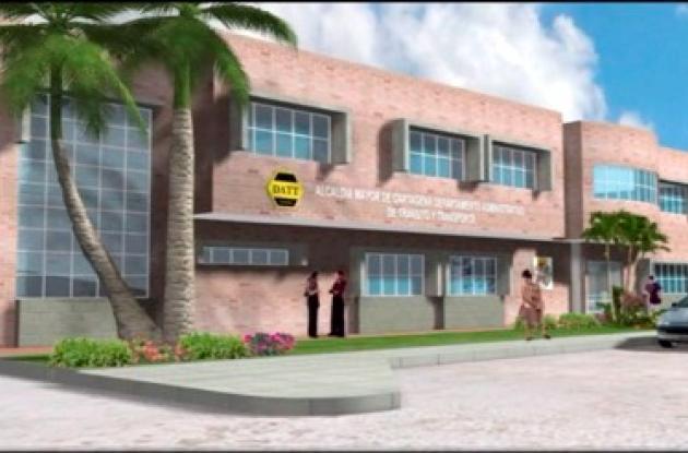 Construcción de nueva sede operativa del DATT.