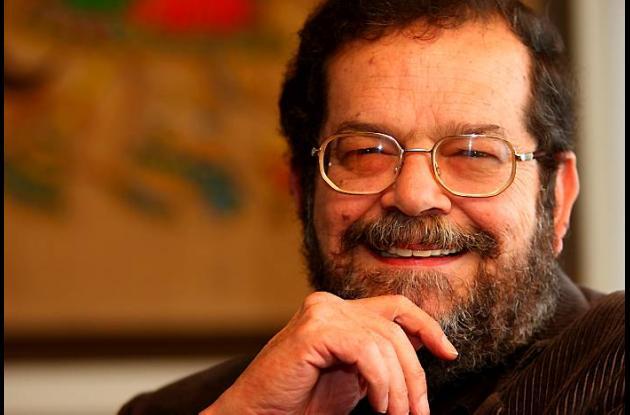 David Sánchez Juliao, escritor homenajeado en Festival de cuento.