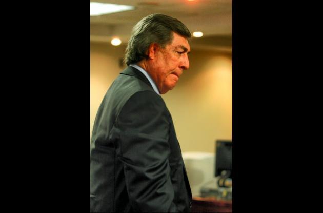 Juan Manuel Dávila Jimeno, uno de los implicados en el caso AIS.