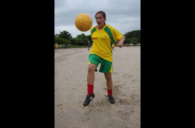 Dayana Castillo.