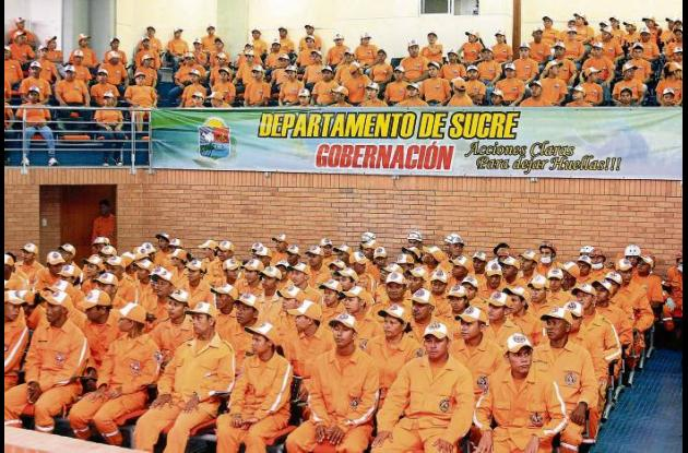 Defensa Civil Colombiana, seccional Sucre
