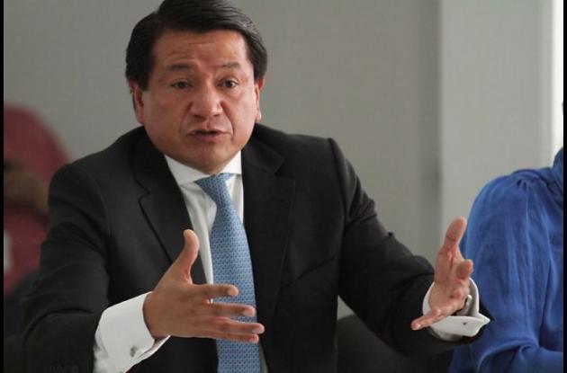 Jorge Armando Otálora, defensor del Pueblo.