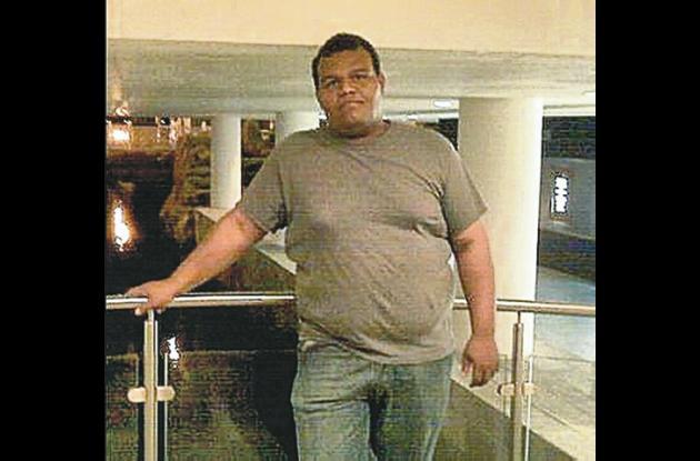 Cristian Rodríguez Correa, desaparecido.