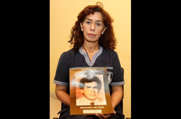 Desaparecidos en la toma del Palacio de Justicia