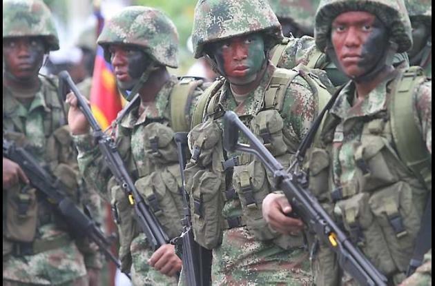 Desfile Militar de la Independencia de Cartagena