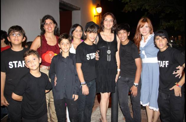 Día de la Madre en el Aspaen Gimnasio Cartagena