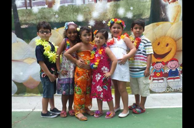 Día del Niño en el Gimnasio Altamar