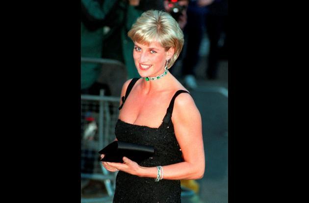La princesa Diana en 1997.