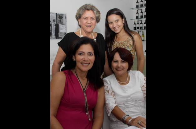 Despedida de soltera de Diana Patricia Guevara