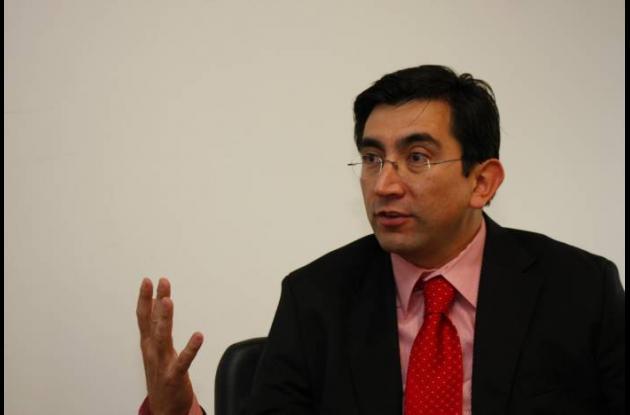 Diego Molano, ministro de Tecnologías de la Información y las Comunicaciones, TI