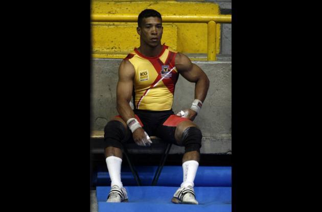 Diego Salazar, excluido del grupo de Colombia en los Juegos Olimpicos Londre2012