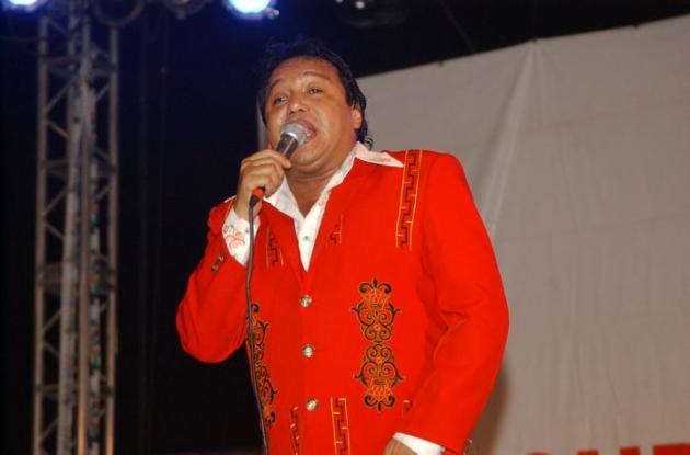 Diomedes Díaz.