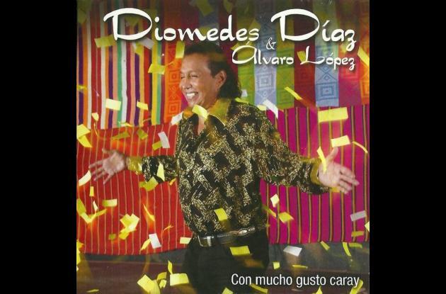 El nuevo disco de Diomedes Díaz
