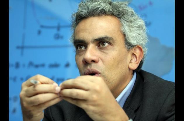 Ricardo José Lozano, el director del Ideam.