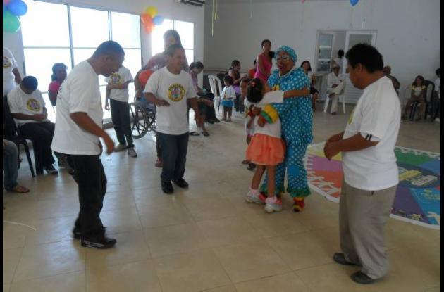 Niños con discapacidad física y cognitiva recibirán formación académica y lúdica