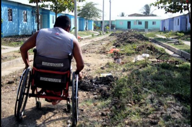 discapacitado, denuncia