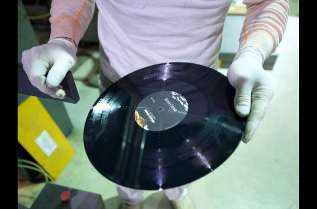 Regresan los discos de vinilo en Estados Unidos.