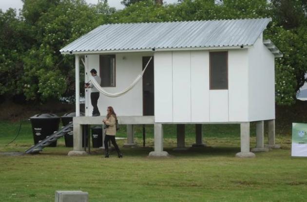 Diseño de vivienda rural adaptable para el departamento de Bolívar.