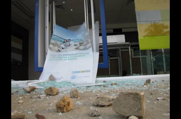 Disturbios en Arjona
