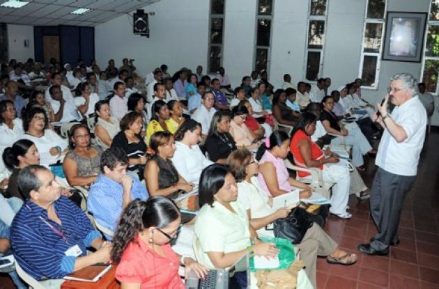 Cartagena docentes taller