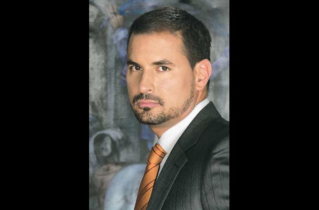 """El actor participó en el reality """"La aventura Maya""""."""