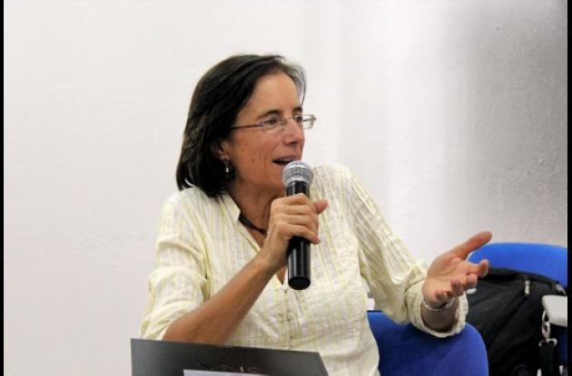Salud Hernández, periodista española