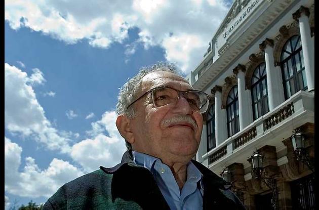 Gabo se perfila como un colombiano más, preocupado por la suerte de su país.