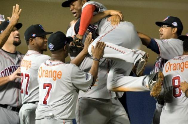 Republica dominicana derroto a puerto rico en la seri del caribe de beisbol
