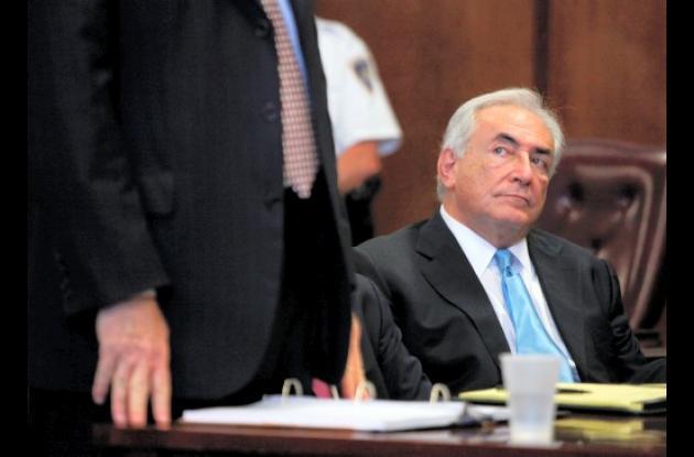 Dominique Strauss-Kahn, se podría lanzar a la Presidencia de Francia.