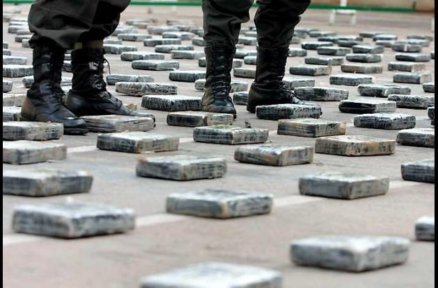 La destrucción de drogas se realiza cada mes en este país