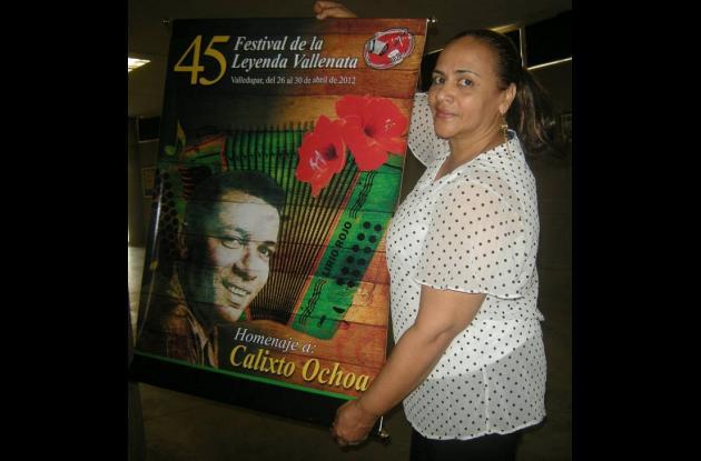 Calixto Ochoa confirma presencia en Festival Vallenato