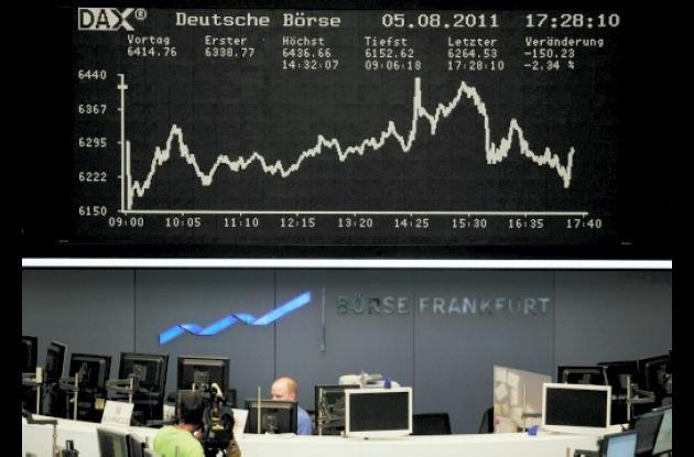 La economía mundial en ascuas tras crisis económica de EEUU.