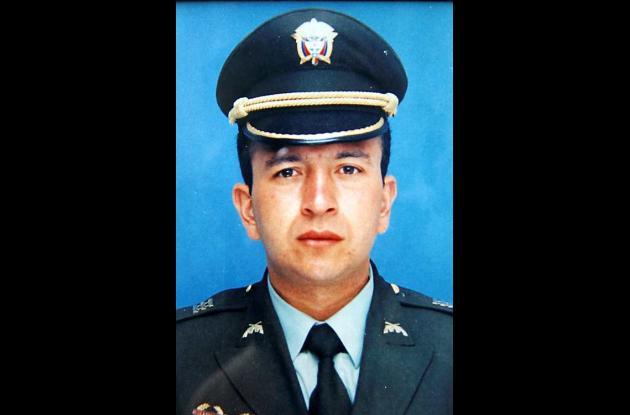 coronel de la Policía Edgar Yesid Duart