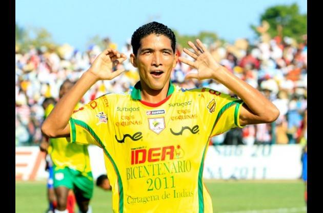 Real Cartagena goleó 4-2 a Junior en el inicio de la Liga Postobón