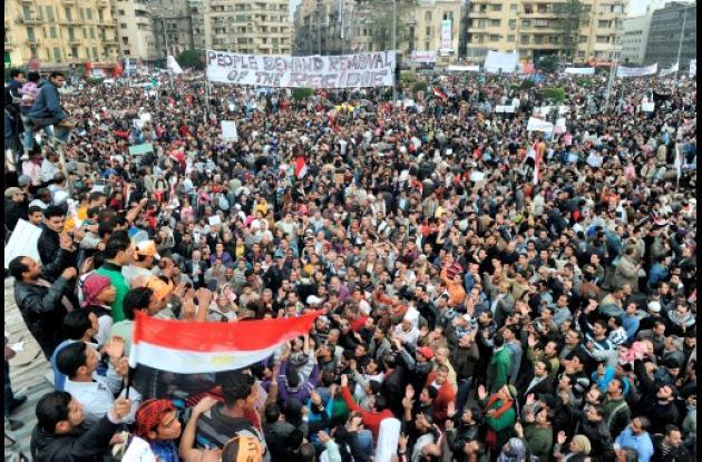 violencia en egipto