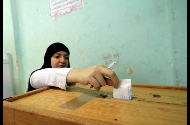 Elecciones legislativas en Egipto