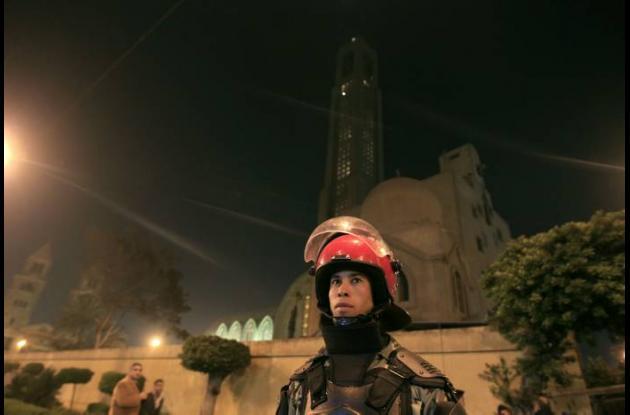 Cristianos de Egipto celebran la Navidad en medio del temor