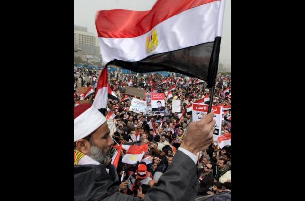 Los manifestantes dijeron que protagonizarán una gran manifestación los viernes