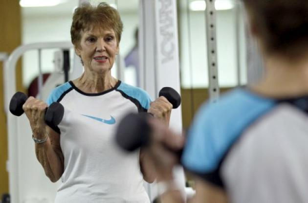 El ejercicio es un buen aliado para los cincuentones.
