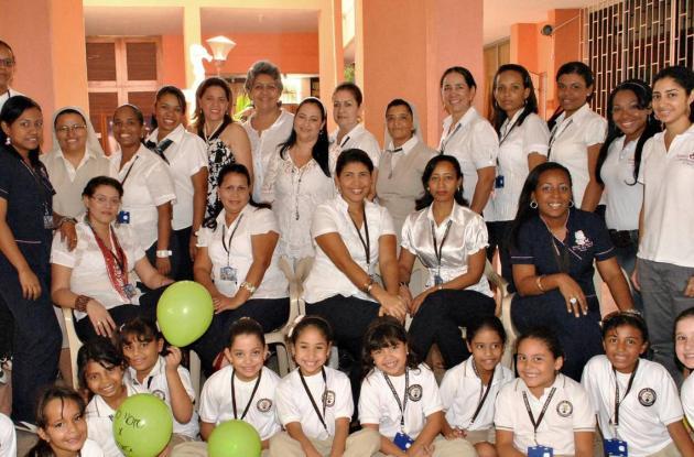 Día de la Mujer en el colegio El Carmelo