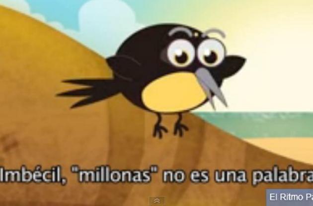 Tira cómica sobre Nicolás Maduro y sus