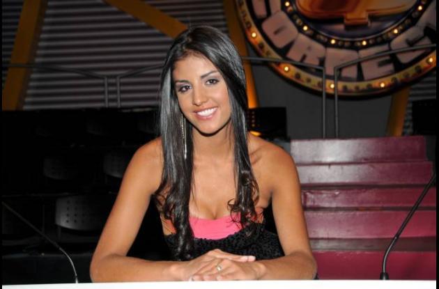 """Jeimmy Garzón, es una de las modelos del concurso """"El precio es correcto"""