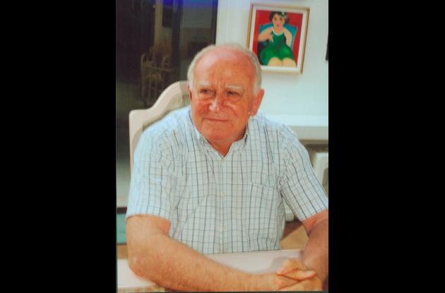Eladio Gil, artista fallecido