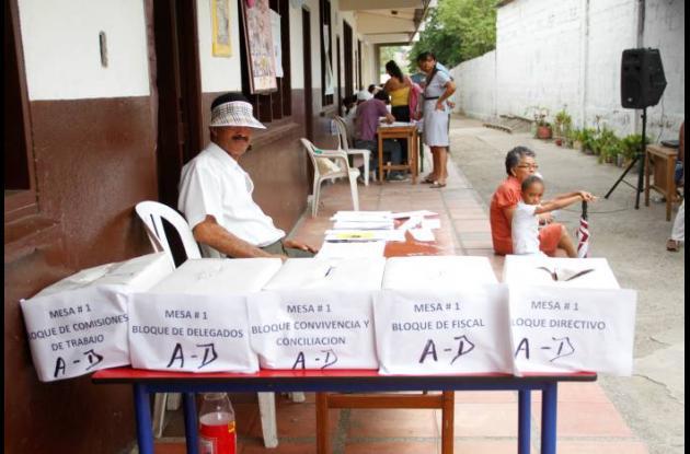 Elecciones de Juntas de Acción Comunal en Cartagena