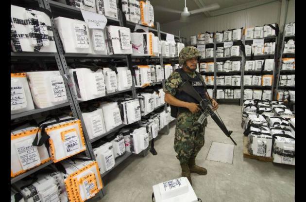 Sigue conteo de votos en México