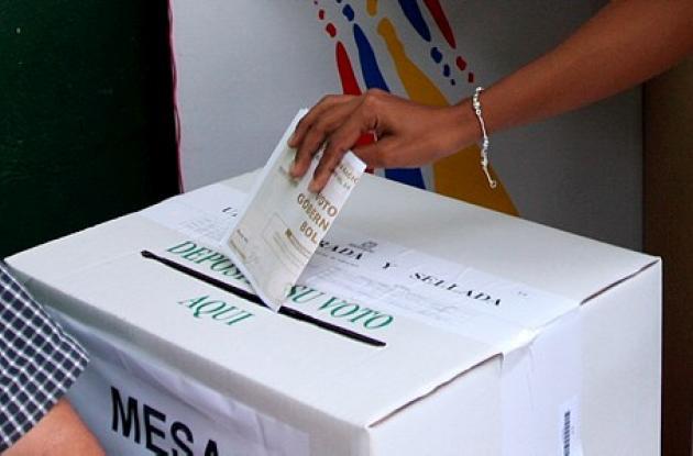Los candidatos tienen 33 días para inscribirse para elecciones de octubre.