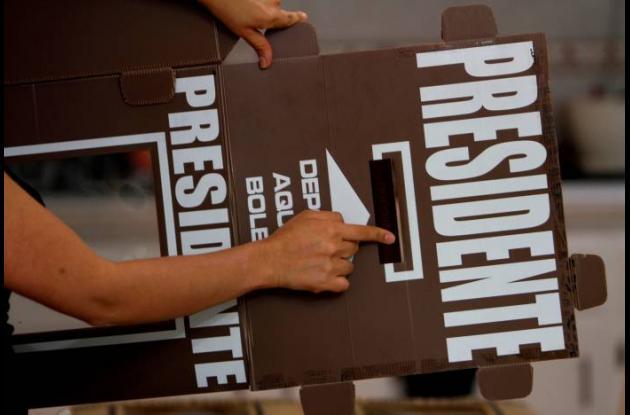 Elecciones presidenciales Mexico