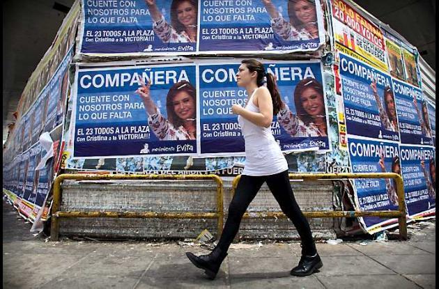 Elecciones en Argentina 2011